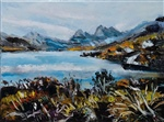 Cradle Mountain Blue