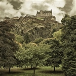 Tales from hyperreality #9 (Edinburgh Castle, Edinburgh)