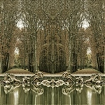 Tales from hyperreality (variations) #2 (Apollo Fountain, Versailles)