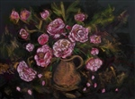 Peonies and Ale Jug