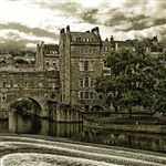 Tales from hyperreality #1 (River Avon, Bath)