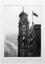 Post Office Clock Tower - Launceston