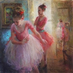 The Little Dancers - Spring